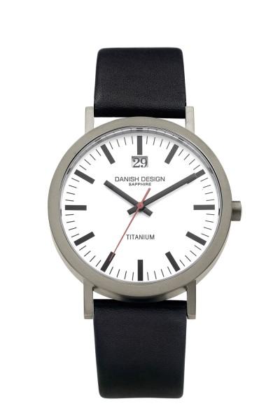 Danish Design IQ14Q877 horloge titanium 40mm