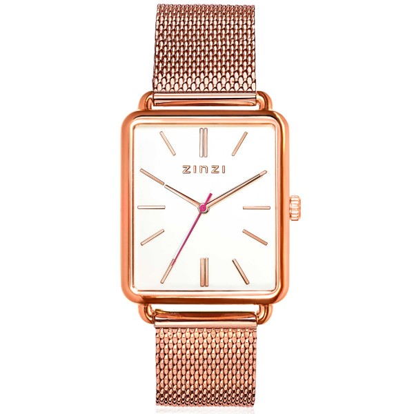 Zinzi Vintage Retro Horloge ZIW908M