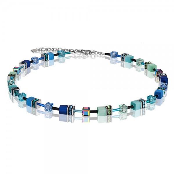 Coeur de Lion collier 2838/10 - 0705 groen/blauw