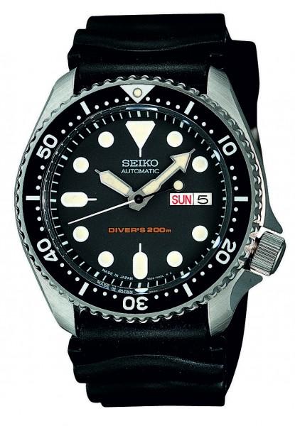 Seiko Automatic Herenhorloge Duiker SKX007K1