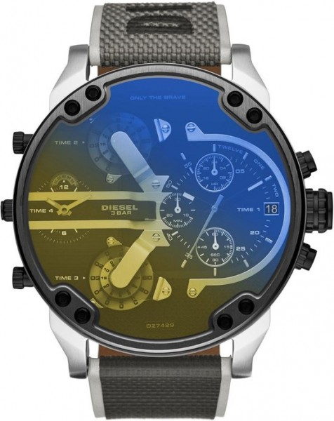 Diesel herenhorloge DZ7429 Mr.Daddy 2.0