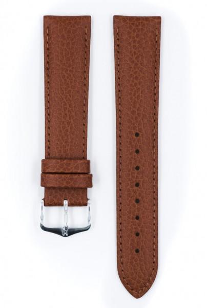 Hirsch - Horlogeband Kansas L 20mm Bruin