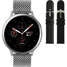 Samsung Galaxy Watch Active2- Zilver (44mm) SA.R820SM Special Edition