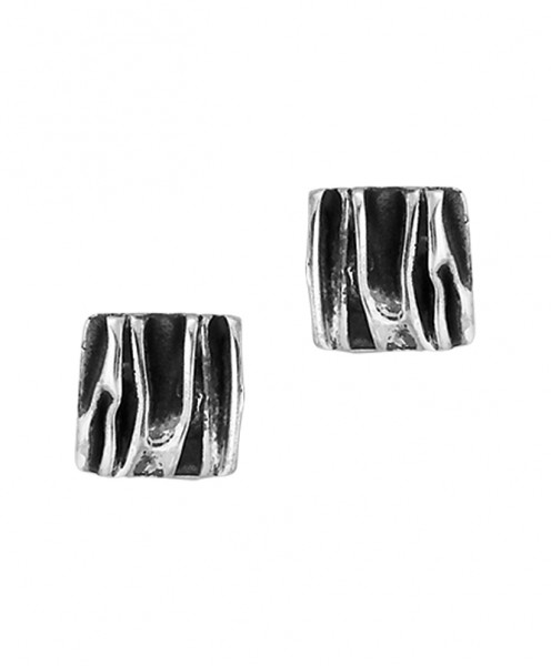 Zilveren Fantasie Oxid Oorbellen - 1100787