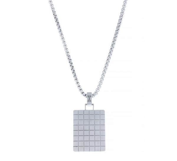 Aze Jewels - Necklace Square Indentity - AZ-NL004-A-070