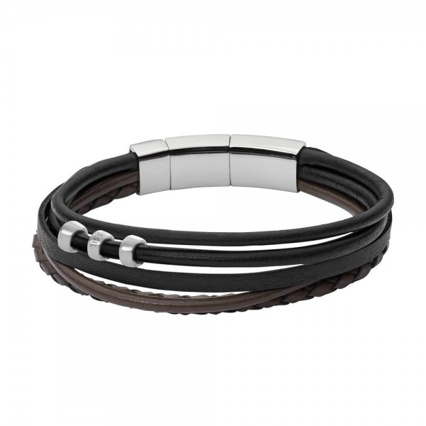 Fossil Casual Black Armband JF02212040
