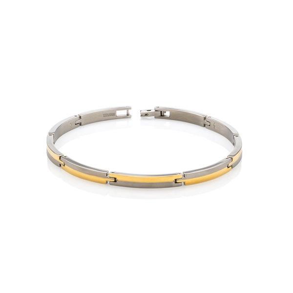 Boccia Titanium Armband Dames 03018-02
