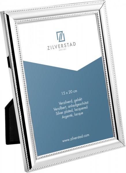 Zilverstad Fotolijst Parel 15x20cm - verzilverd