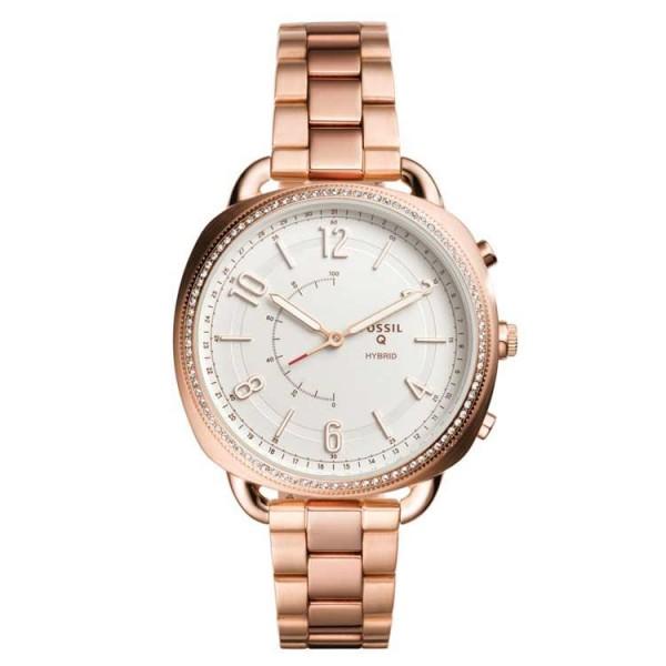 Fossil Q Accomplice Hybrid Smartwatch Dames FTW1208