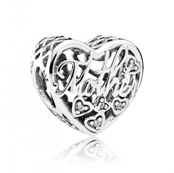 Pandora Bedel Mother And Son 792109CZ