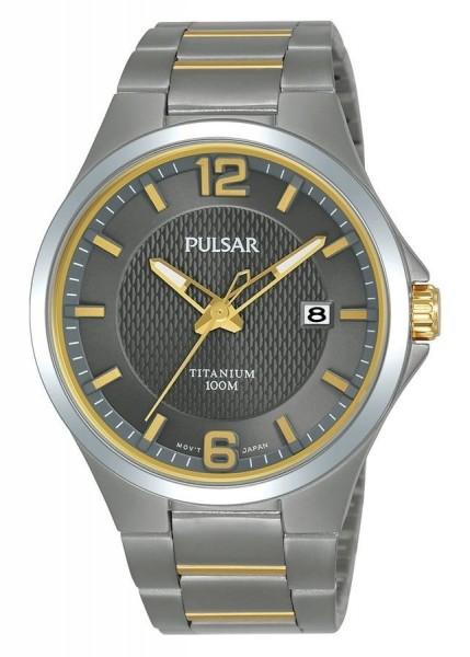 Pulsar Titanium Herenhorloge PS9615X1