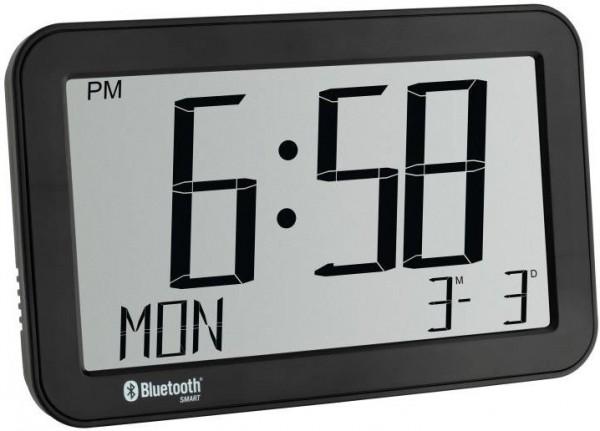 TFA Dostmann Smart Wekker 60.4511.01 Bluetooth Thermometer