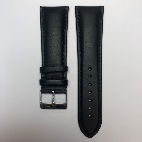 Remerko Horlogeband - Zwart - 26mm