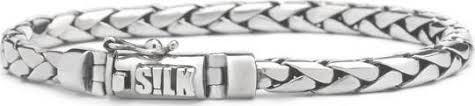 Silk Shiva armband 19cm 392