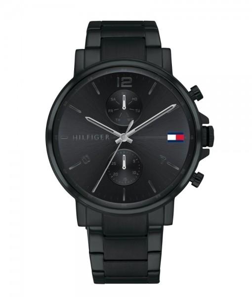 Tommy Hilfiger TH1710414 herenhorloge zwart