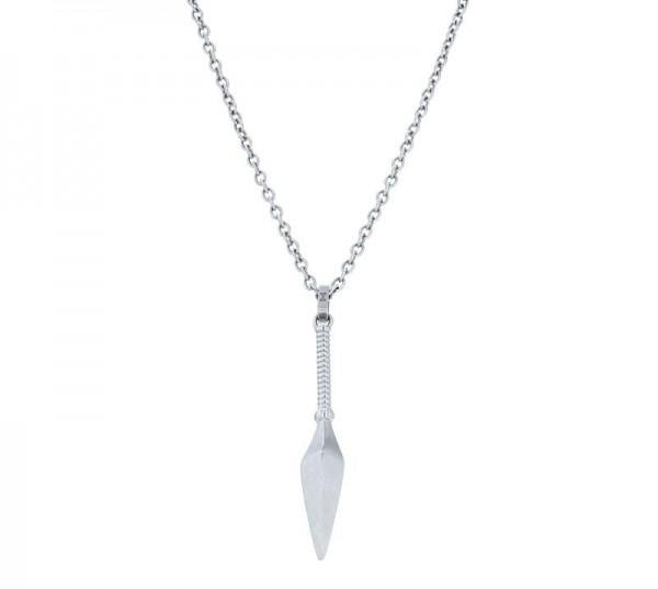 Aze Jewels - Necklace Spear Inox - AZ-NL002-A-080