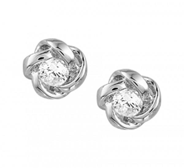 Zilveren Oorknoppen - 1320605