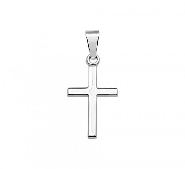 Zilveren Kruis Hanger - 1016778