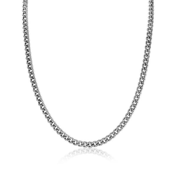 ZINZI collier ZIC1414 zilver 42cm
