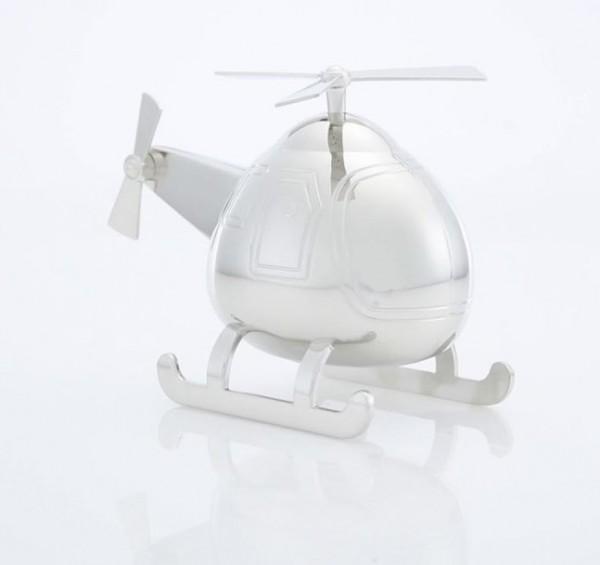 Zilverstad - Spaarpot Helicopter