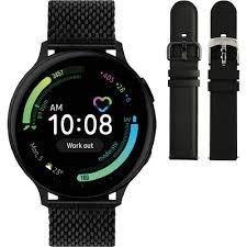 Samsung Galaxy Watch Active2 - Zwart (44 mm/Milanese Band) SA.R820BM Special Edition