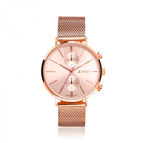 Zinzi Rosé Horloge 39 mm ZIW705M