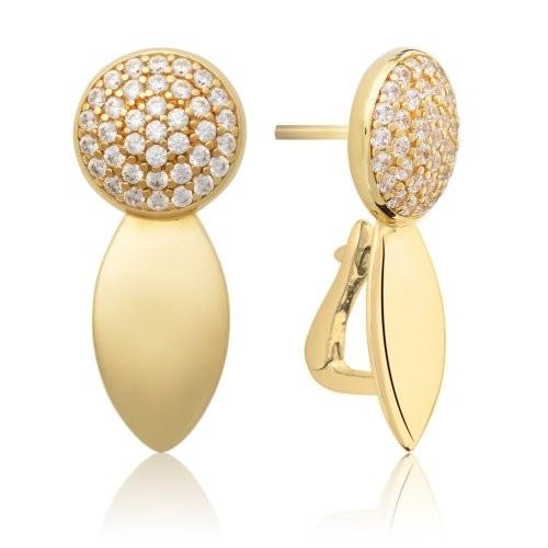 Sparkling Jewels Oorhangers EAG04