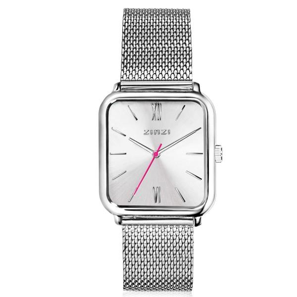 Zinzi Square Roman Horloge ZIW802M