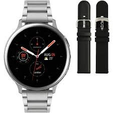 Samsung Galaxy Watch Active2 - Zilver (44 mm/Schakelband) SA.R820SS Special Edition