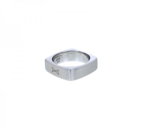 Aze Jewels - Ring Carre Inox - AZ-RG001-A-019
