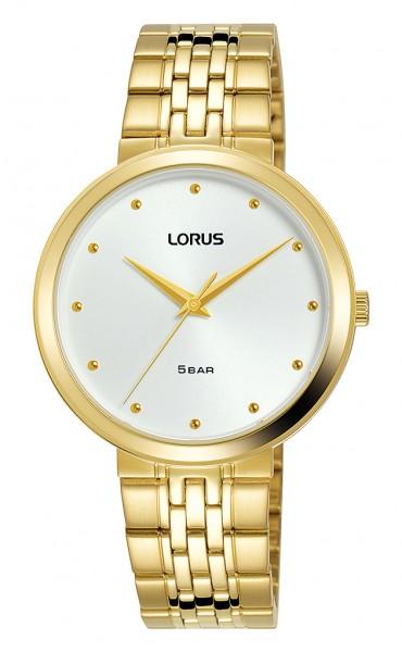 Lorus dameshorloge RG204RX9 goudkleurig