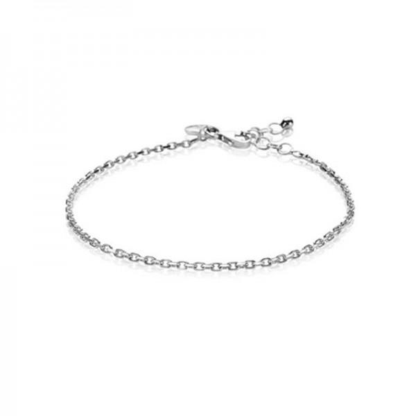 Zinzi Ankerschakel Armband Dames ZIA1415 Zilver
