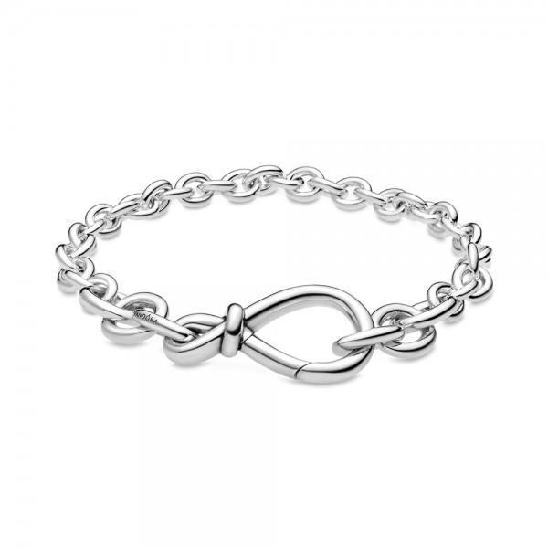 Pandora armband 598911C00 18cm Infinity Knoop