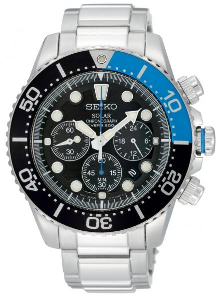 Seiko - Prospex Herenhorloge - SSC017P1