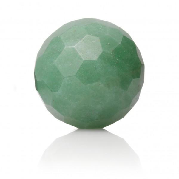 Sparkling Jewels Hanger Gemstone FCTGEM29 Green Aventurine 20mm Facet
