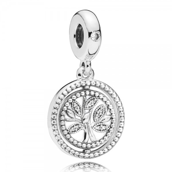 Pandora Moments Hangbedel Tree of Life 797786CZ
