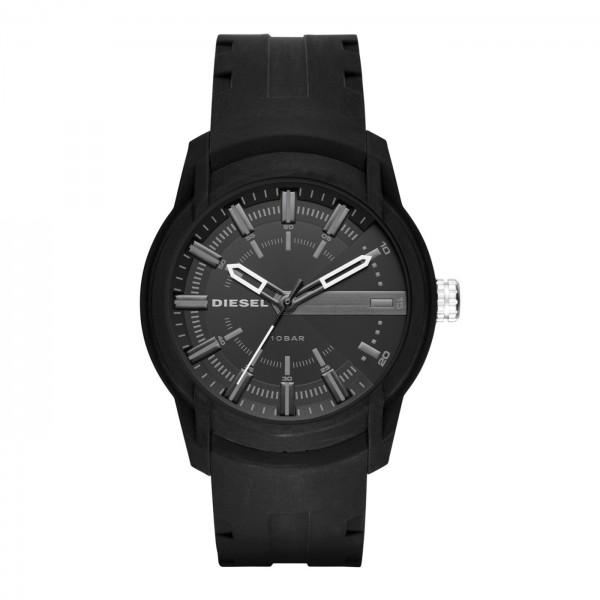 Diesel Armbar DZ1830 horloge zwart