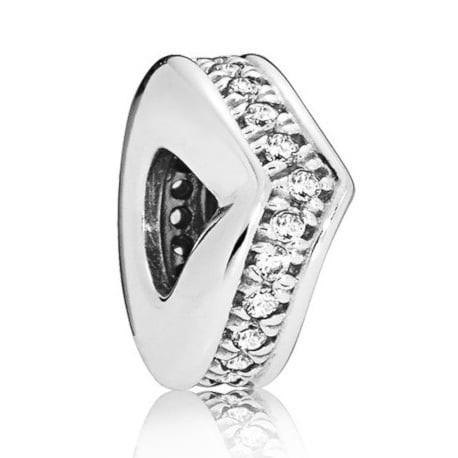Pandora Moments Bedel Shimmering Wish 797808CZ