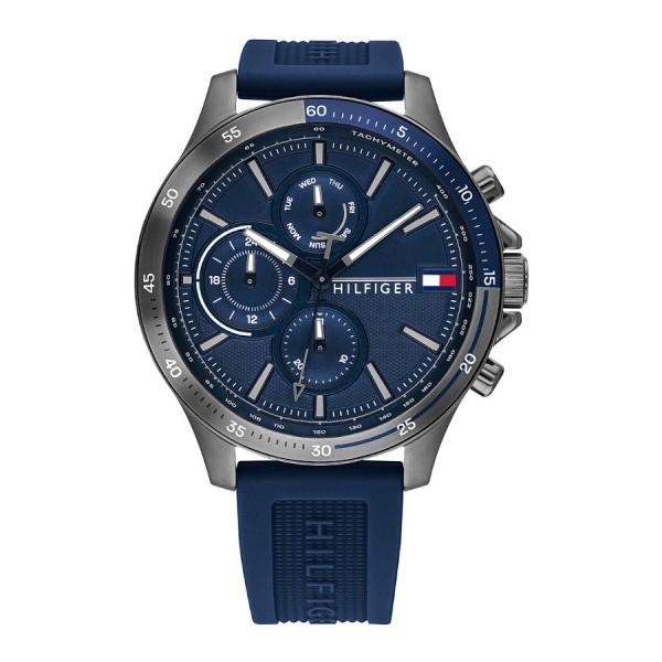 Tommy Hilfiger TH1791721 herenhorloge blauw