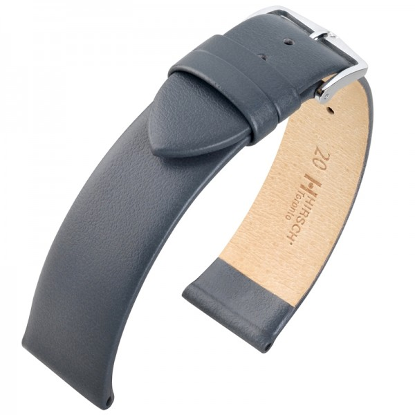 Hirsch horlogeband Toronto L 14mm Zwart