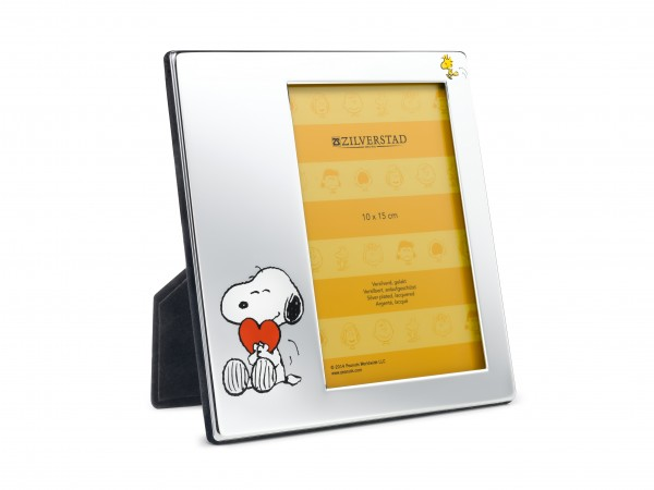 Zilverstad - Snoopy - fotolijst 10x15cm glans