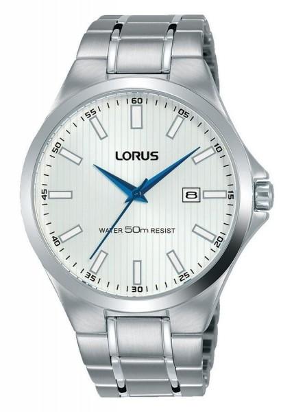 Lorus Herenhorloge Quartz Analoog RH997KX9 Zilverkleurig