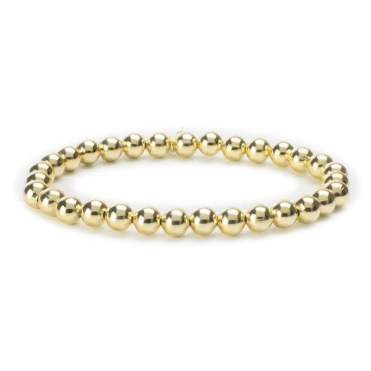 Sparkling Jewels Additional Damesarmband SB-G-6MM-ADD Verguld Zilver