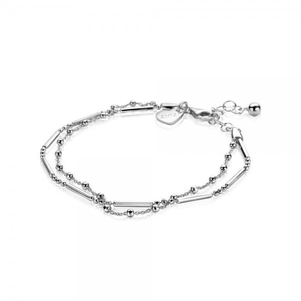 Zinzi Multi Look Armband Dames ZIA1461 Zilver