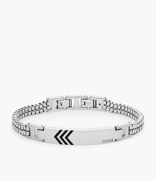 Fossil armband JF03392040 edelstaal