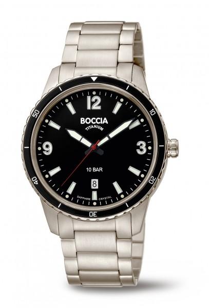 Boccia - Herenhorloge - 3635-03