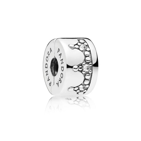 Pandora 797634CZ Kroon Clip