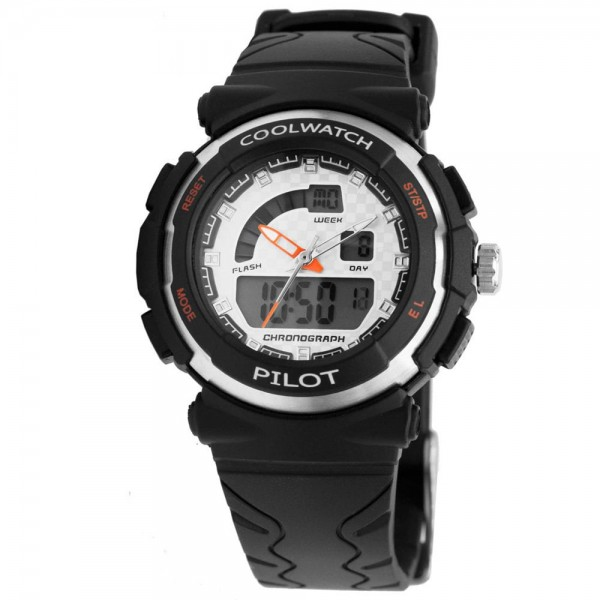 Prisma Kids Coolwatch Pilot Kinderhorloge CW.270